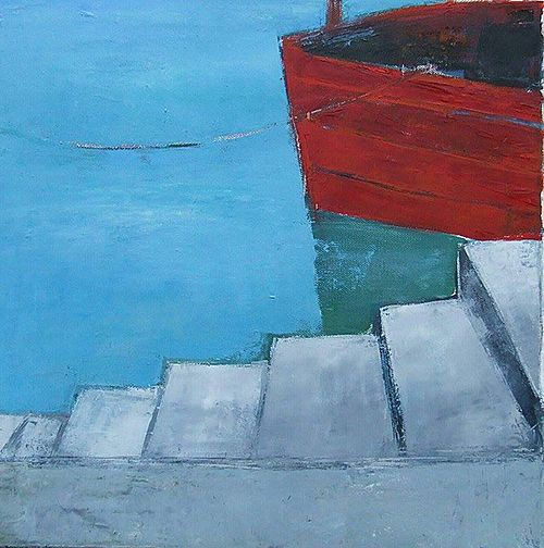 Cormac O'Leary - Moored