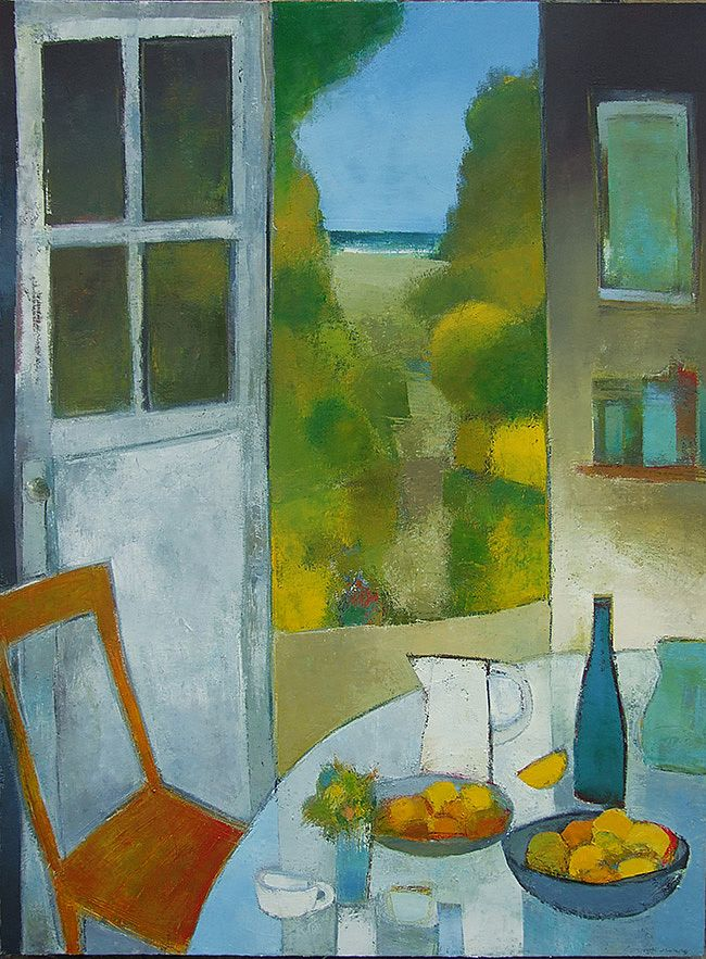 Cormac O'Leary - Morning at Bonnard's
