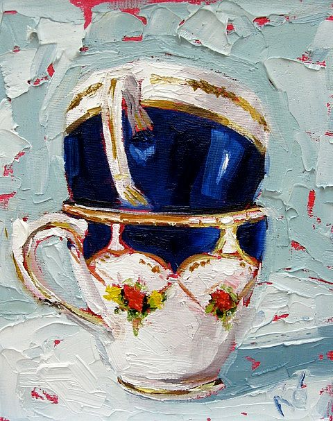 Roisin  O'Farrell - Morning cuppa