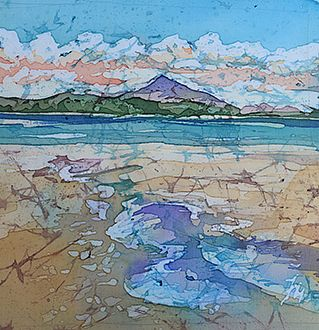 Muckish from Downings  by  Unknown