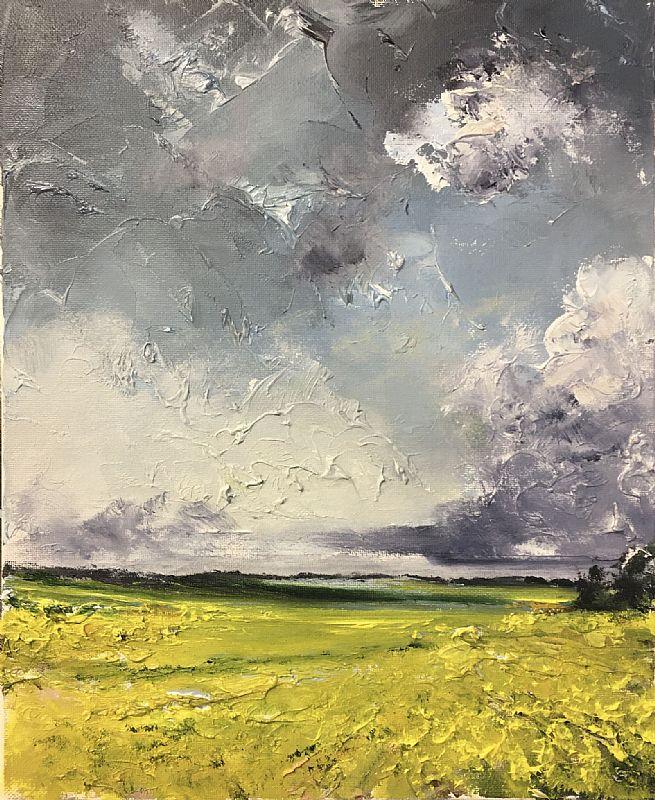 View Oil fields of Norfolk
