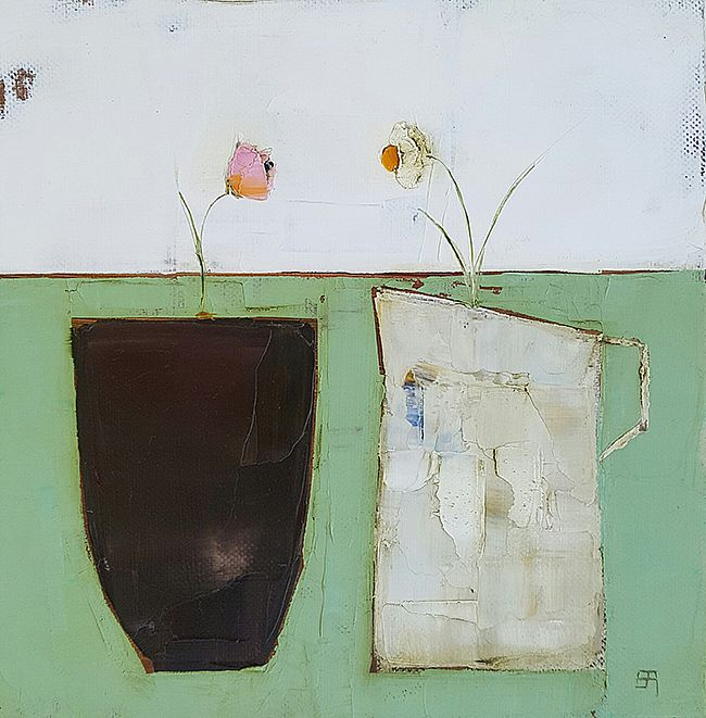 Eithne  Roberts - On the green