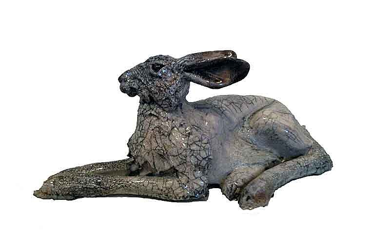 Carol Read Richard Ballantyne - Hare Sitting