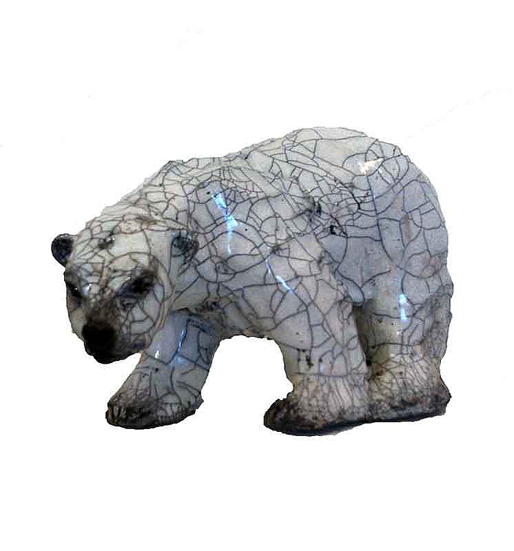 Carol Read Richard Ballantyne - Polar Bear II