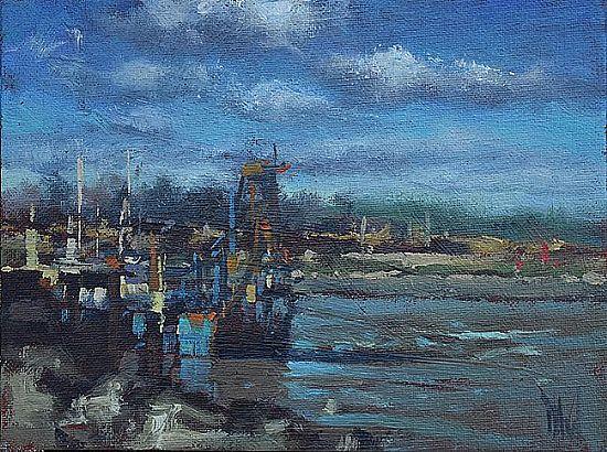 View Boyne Pier