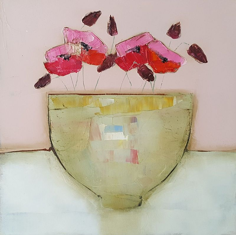 Eithne  Roberts - Poppy bowl