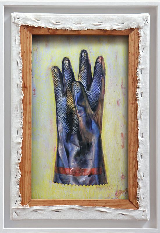 Portrait of a Rubber Glove