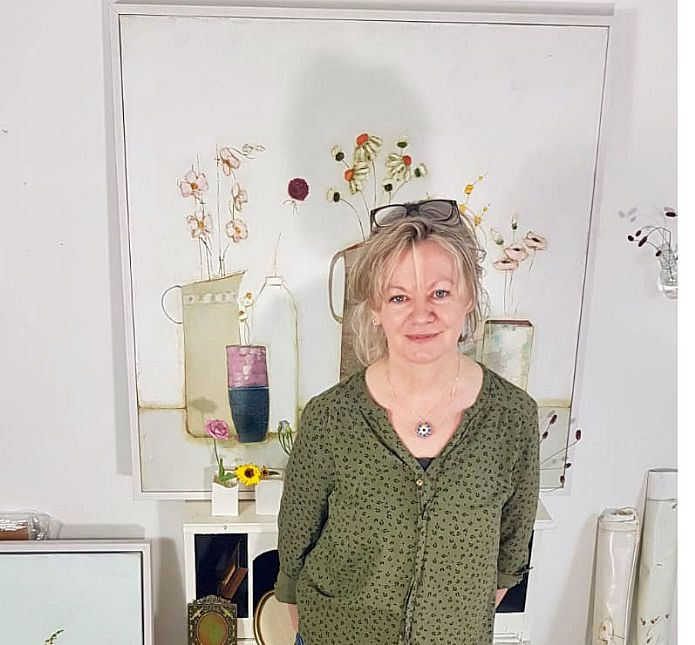 Getting to know Eithne Roberts - Unseen works