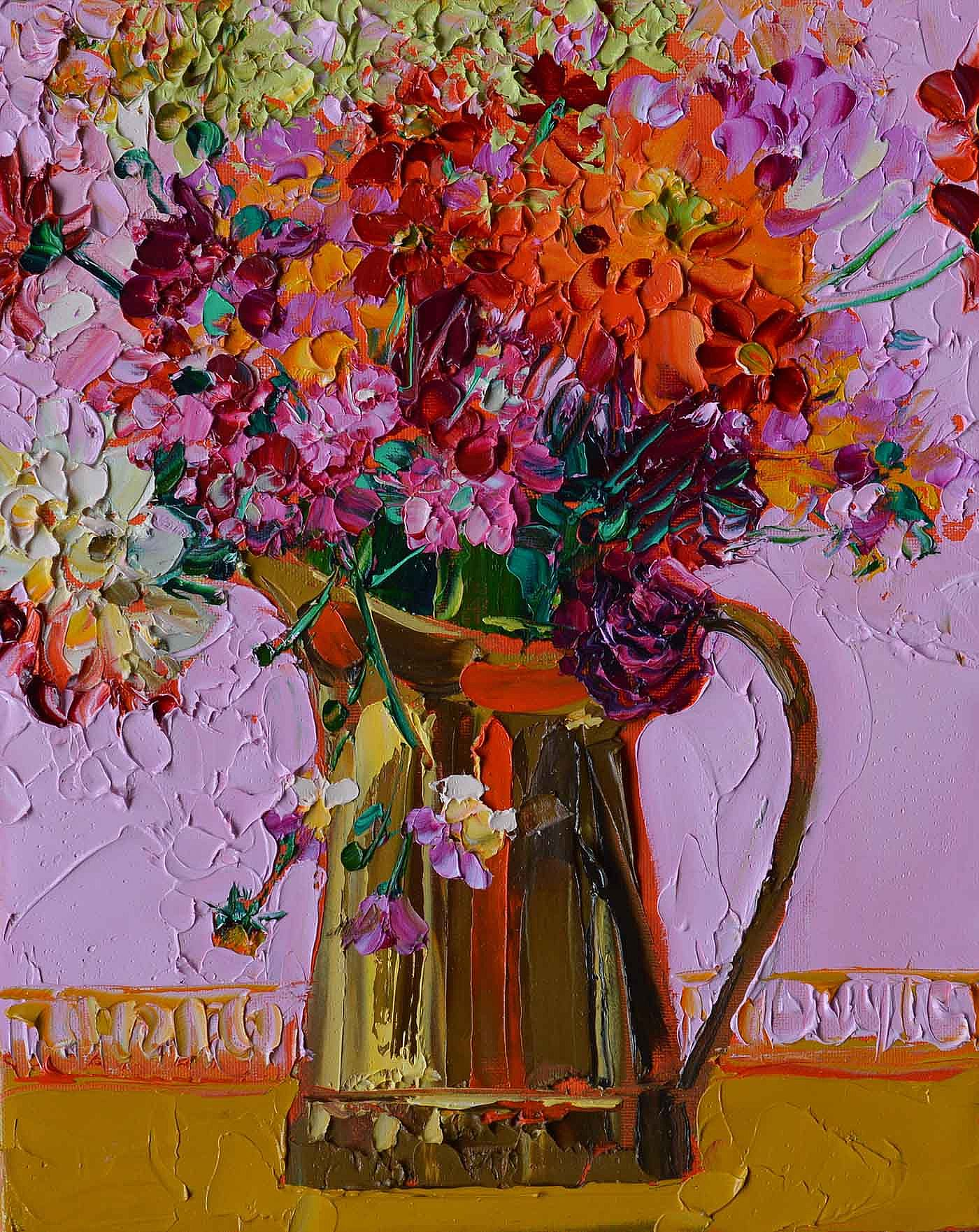 Lucy Doyle - Pots and Posies 1