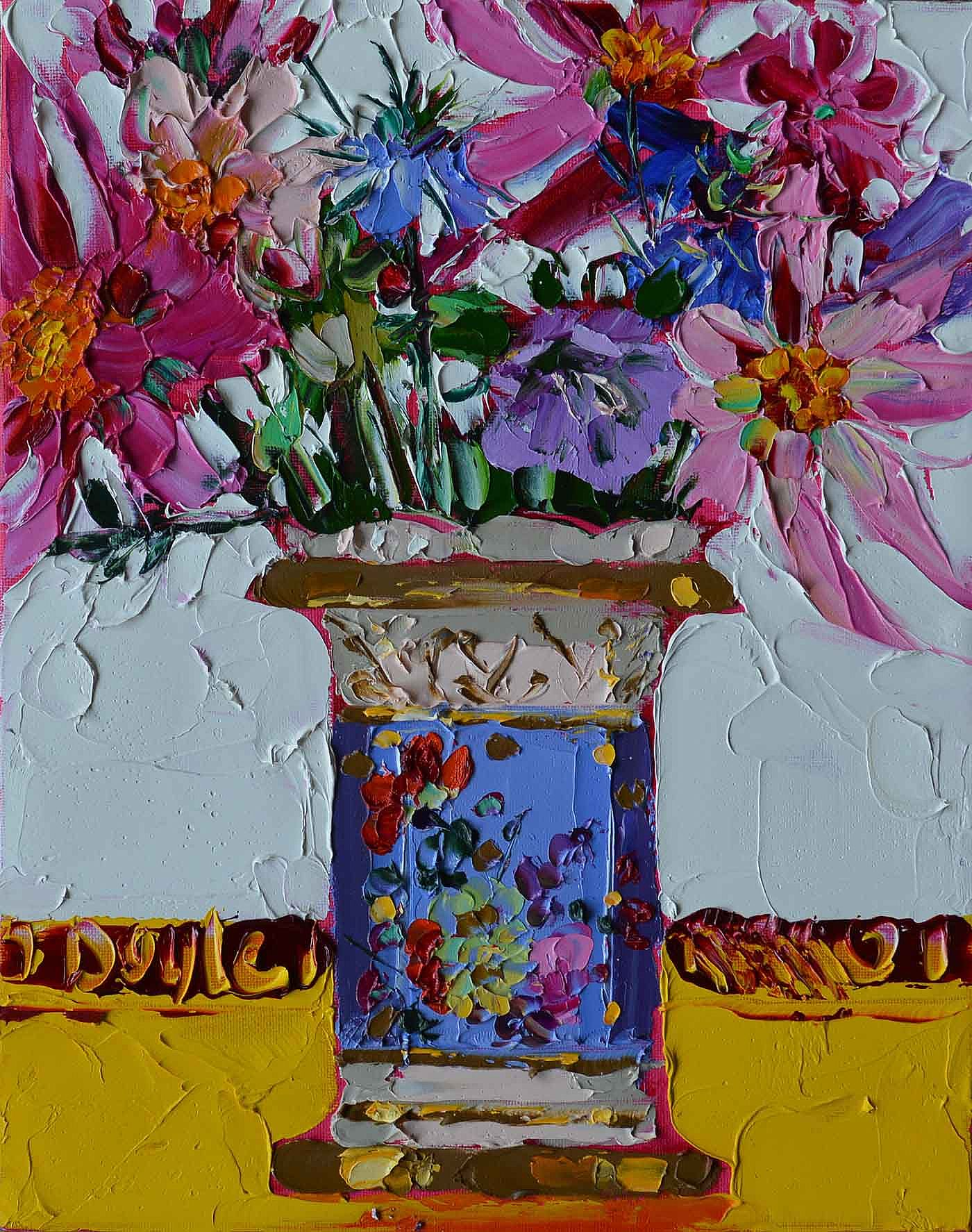 Lucy Doyle - Pots and Posies 2