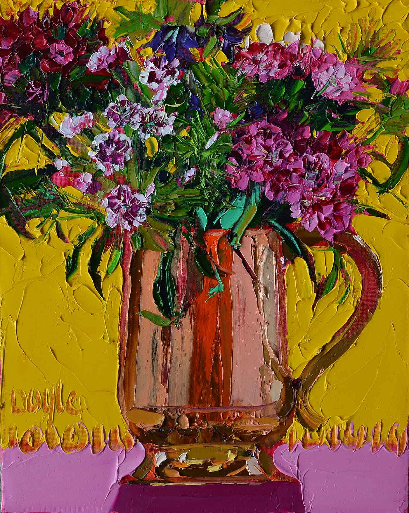 Lucy Doyle - Pots and Posies 3