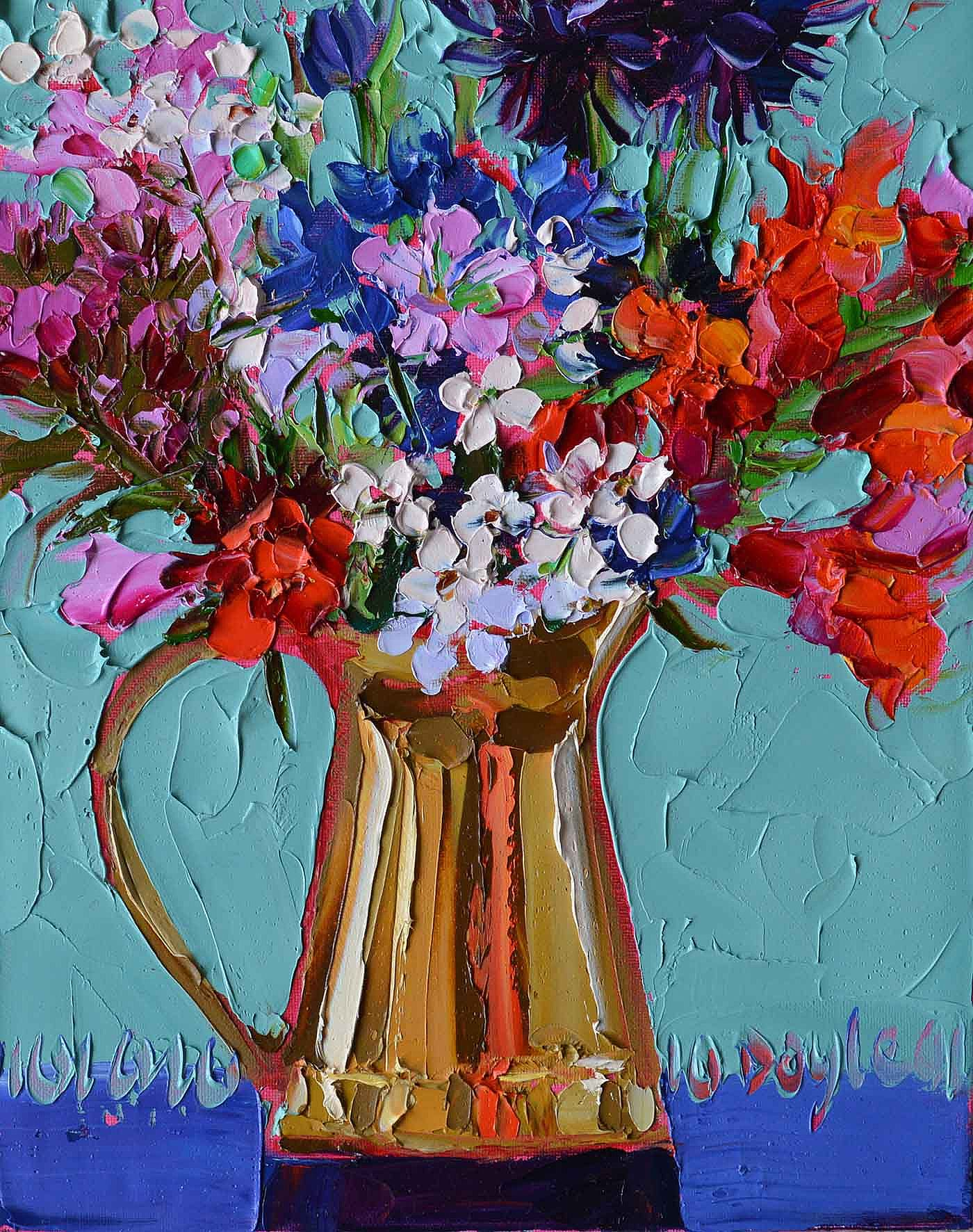 Lucy Doyle - Pots and Posies 4
