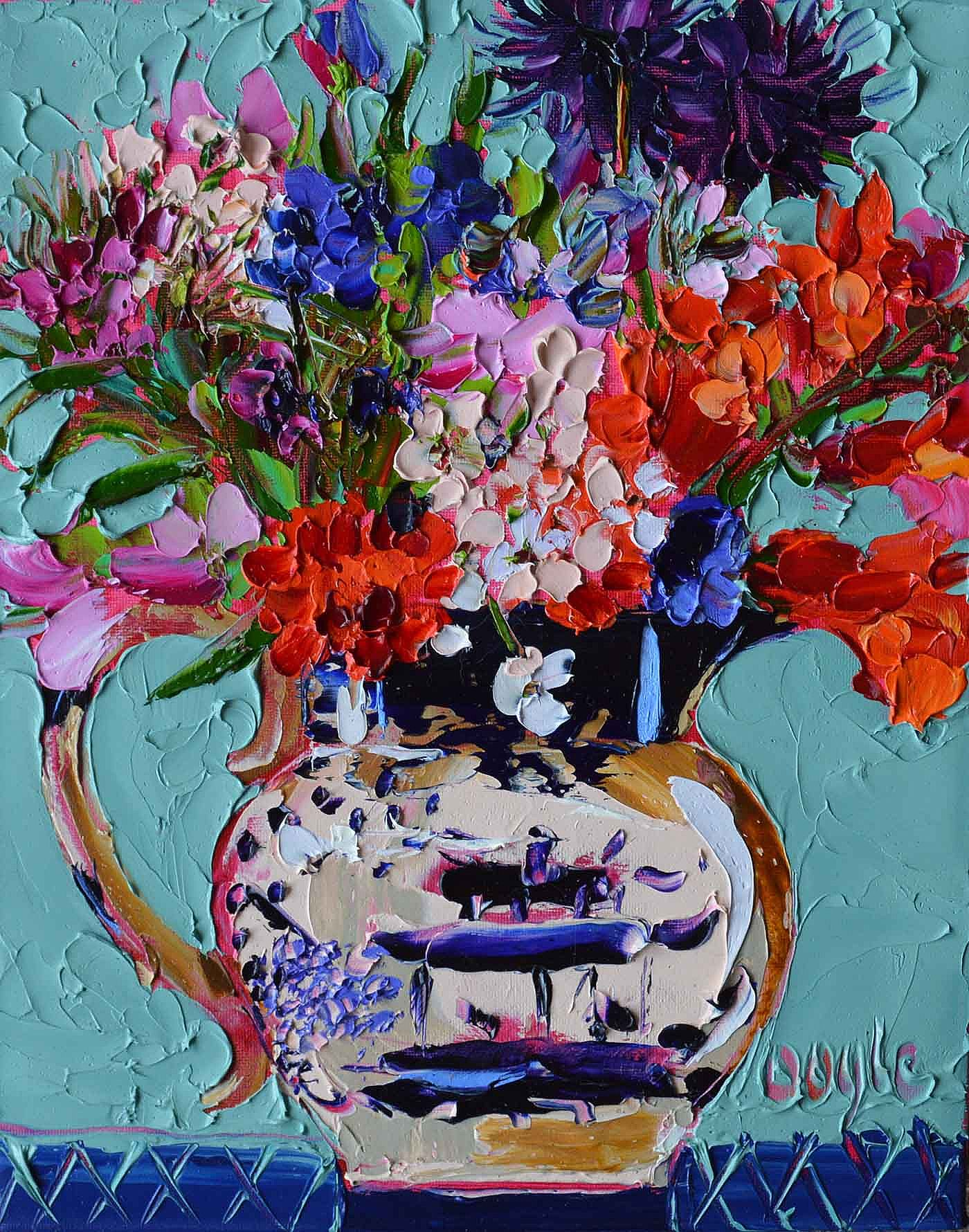 Lucy Doyle - Pots and Posies 6
