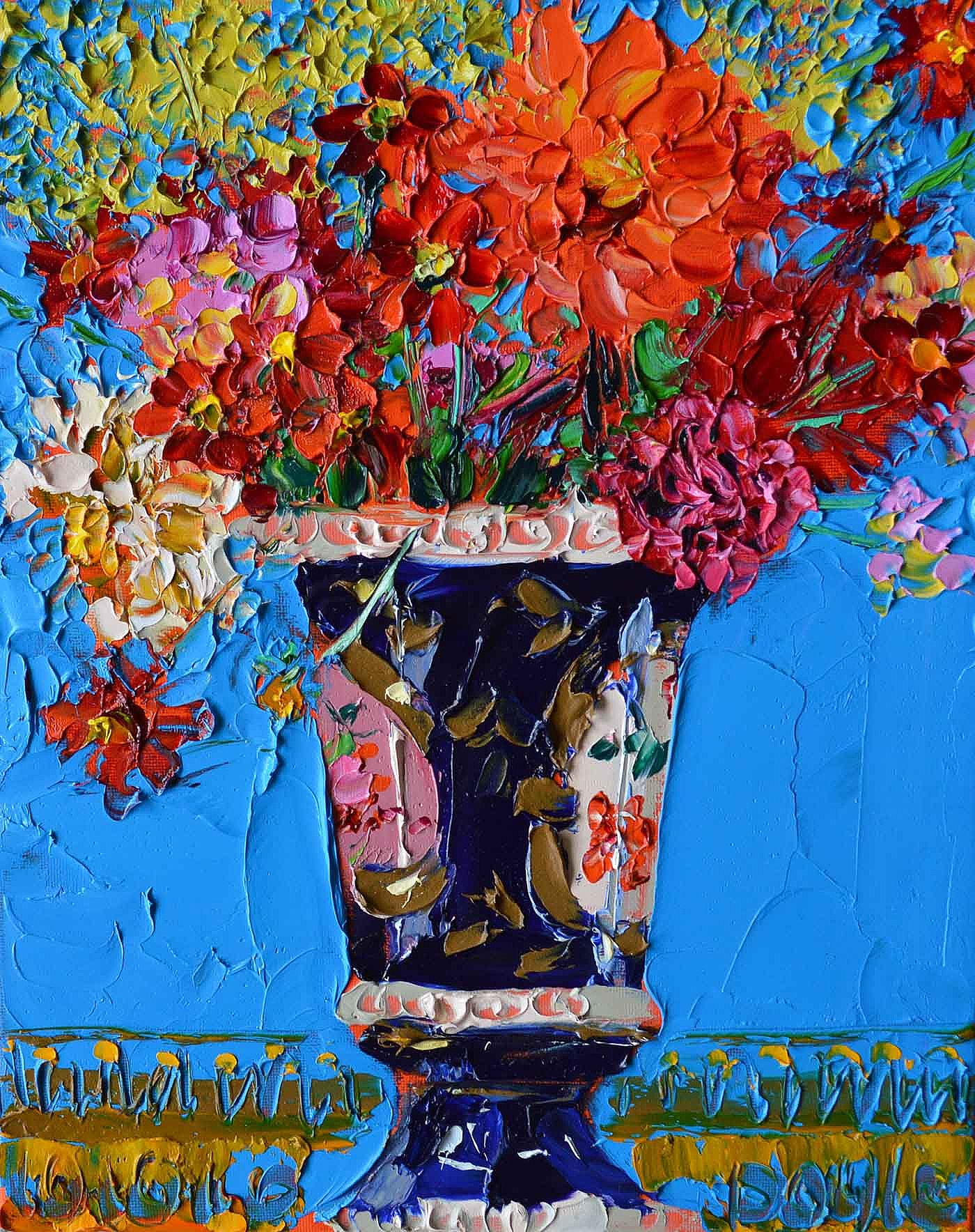 Lucy Doyle - Pots and  Posies 8