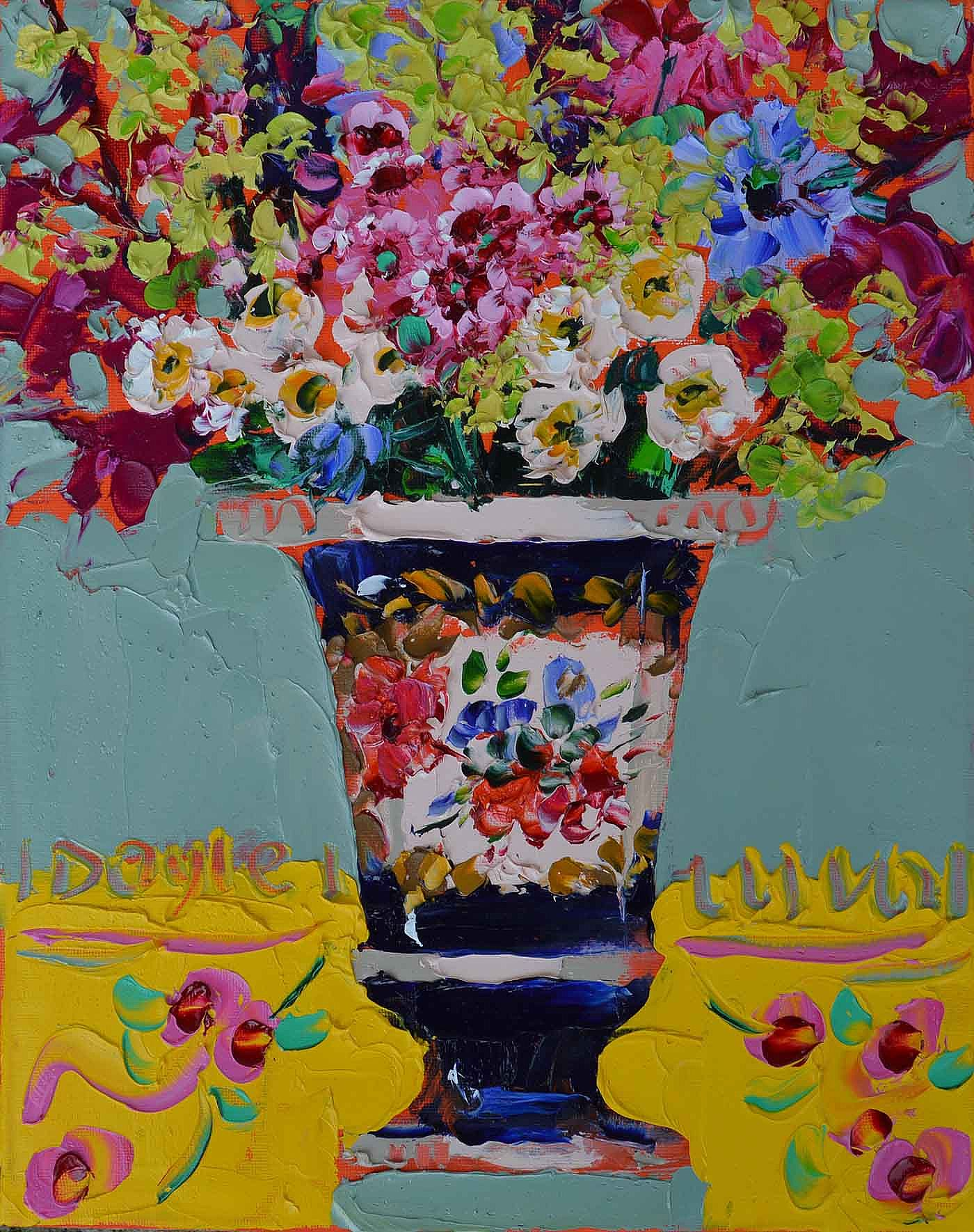 Lucy Doyle - Pots and Posies 9