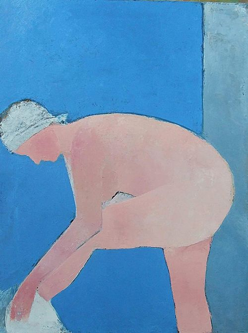 Cormac O'Leary - French Bather I