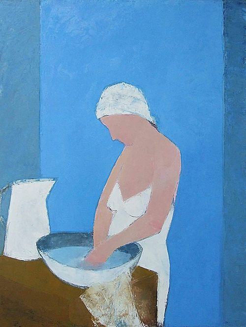 Cormac O'Leary - French bather II