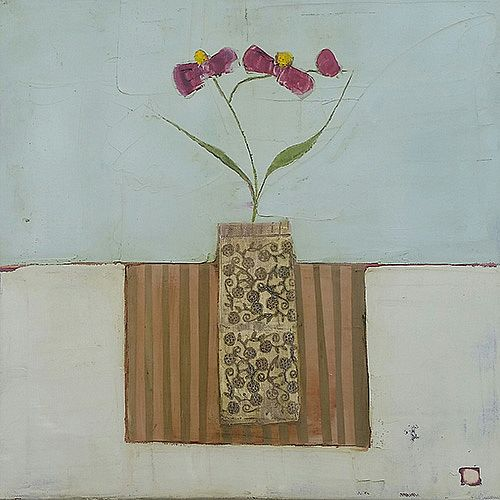 Eithne  Roberts - Red Orchid