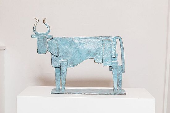 Seamus Connolly - Large cow