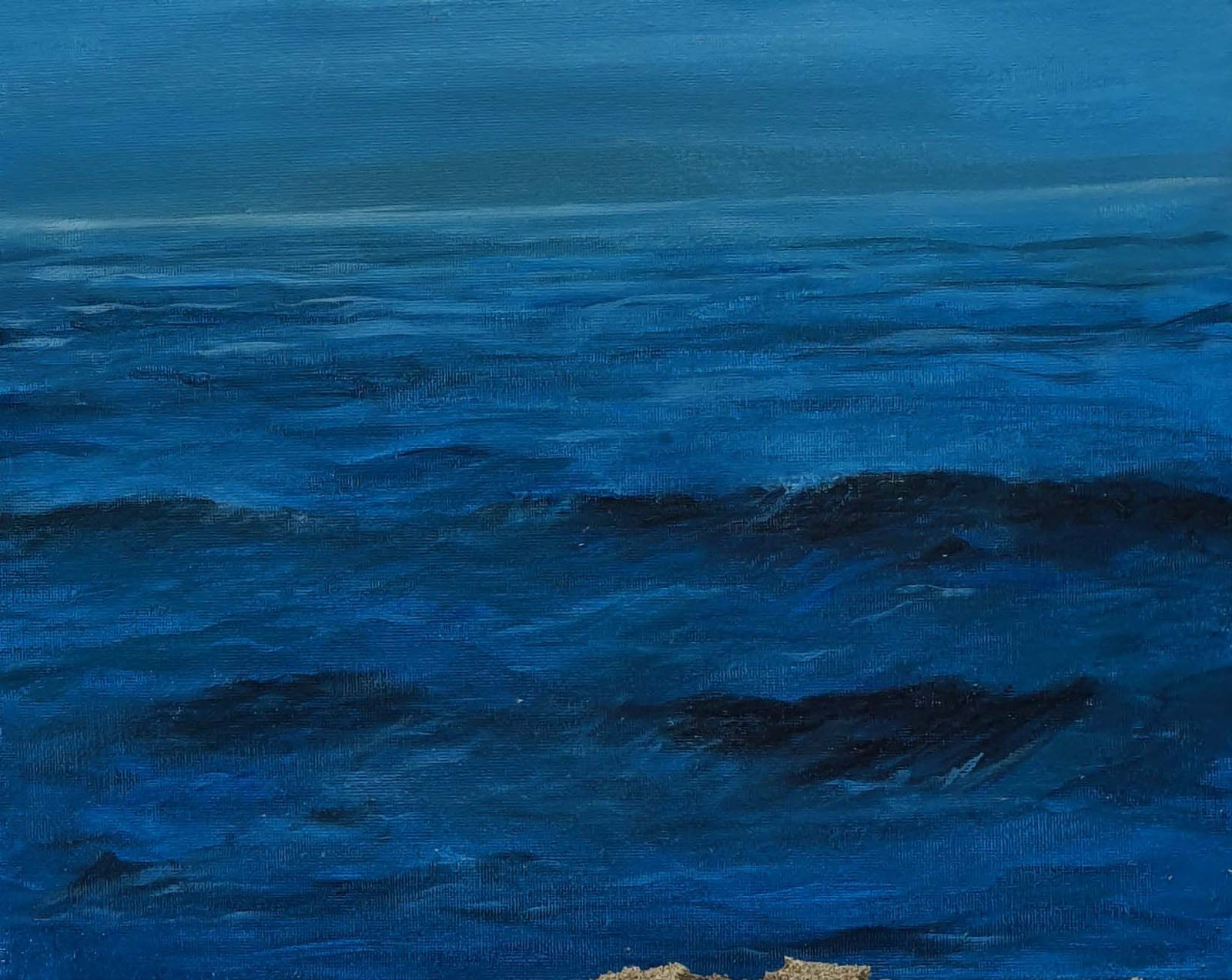 Seascape 4 by Maura Culbert