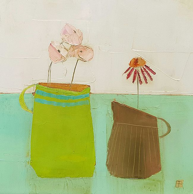 Eithne  Roberts - Small and green
