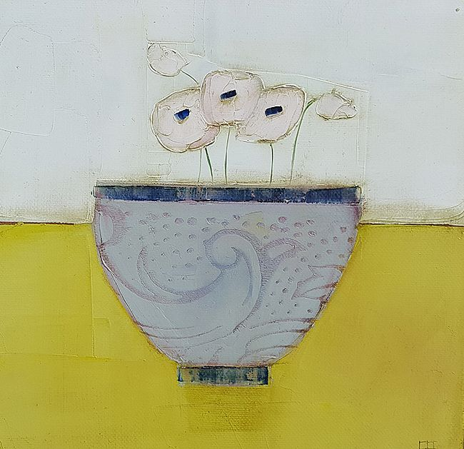 Eithne  Roberts - Small china bowl