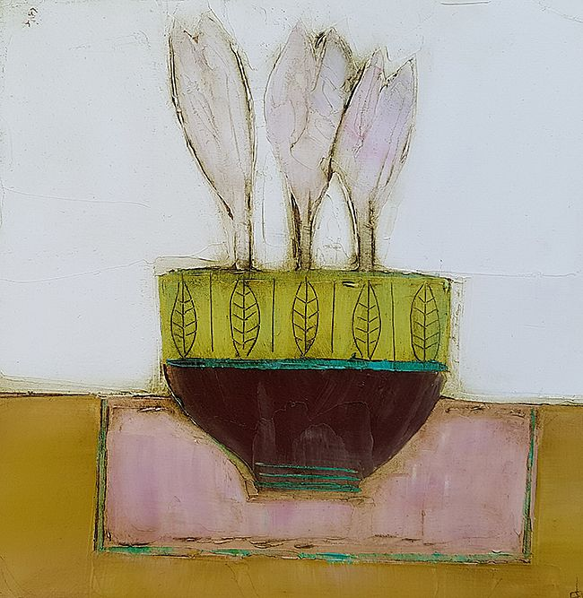 Eithne  Roberts - Small crocus cup