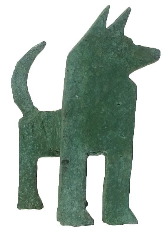 Seamus Connolly - Small green dog