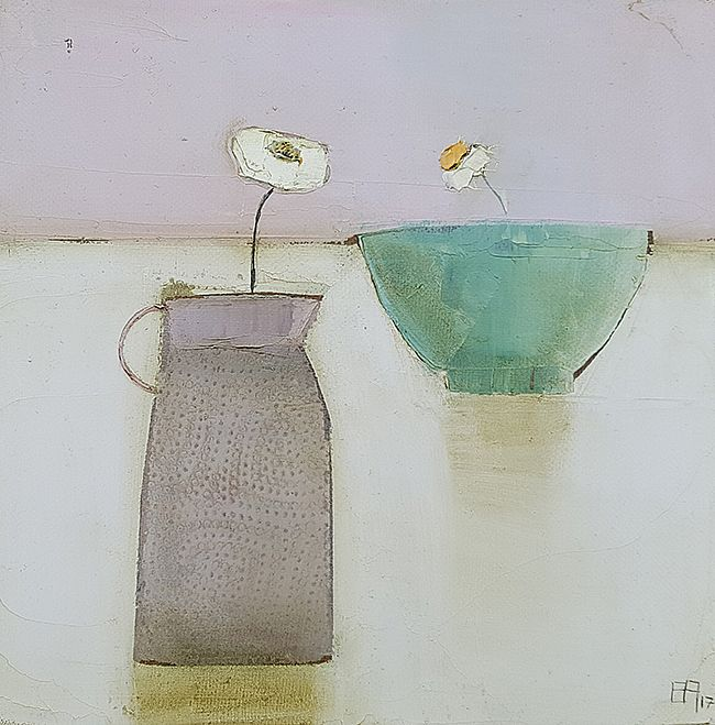 Eithne  Roberts - Small pink jug