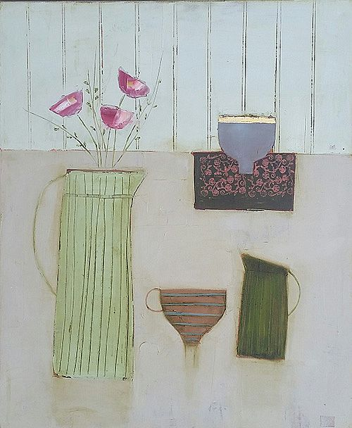 Eithne  Roberts - Small Spring Table
