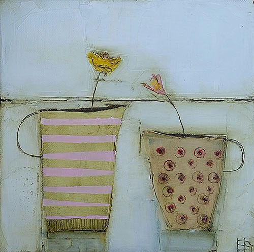 Eithne  Roberts - Stripes and dots