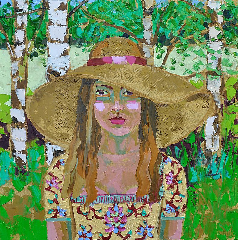 Lucy Doyle - Summer Hat
