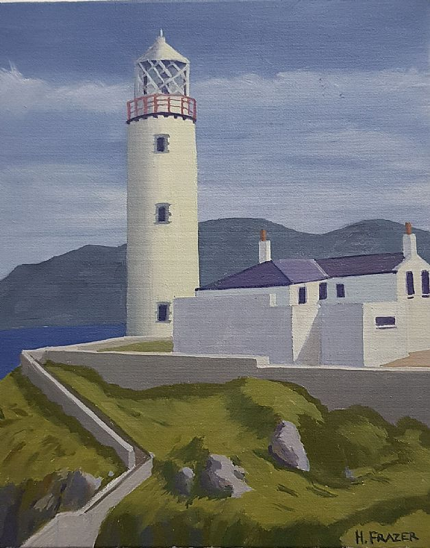 View Symbols of hope and endurance..Fanad Head
