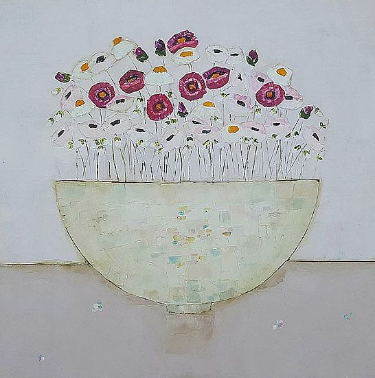 Eithne  Roberts - The wild flower bowl