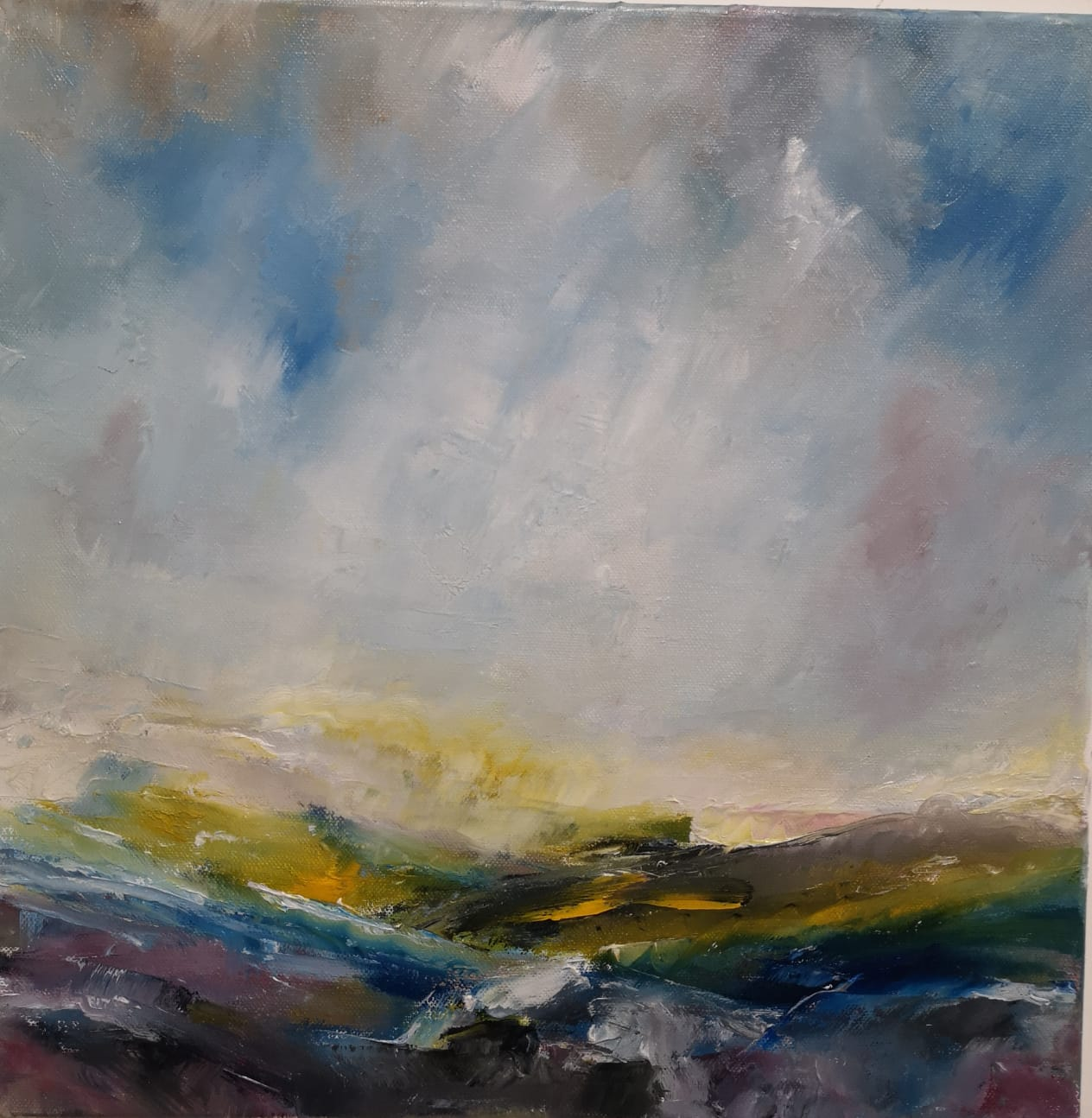 Eithne Ryan - Touch of Yellow