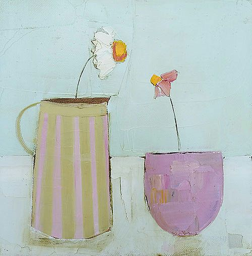 Eithne  Roberts - Two blooms