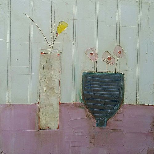 Eithne  Roberts - Two Small Vases