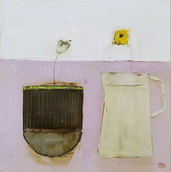 Eithne  Roberts - Two tiny blooms