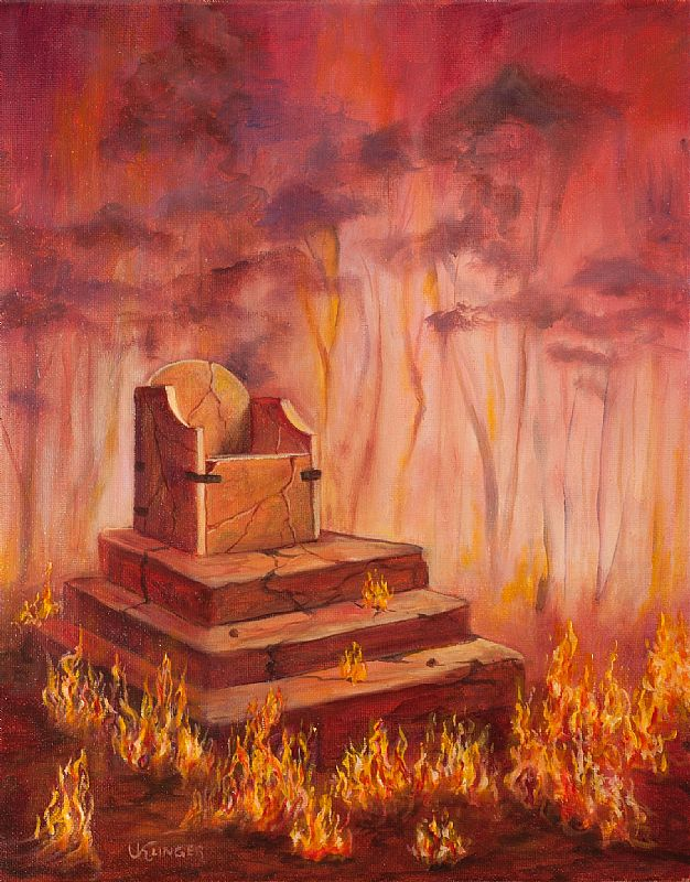 Ursula  Klinger -  A Tale of Thrones IV - Who by Fire