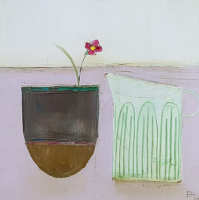 Eithne  Roberts - Vessel and jug