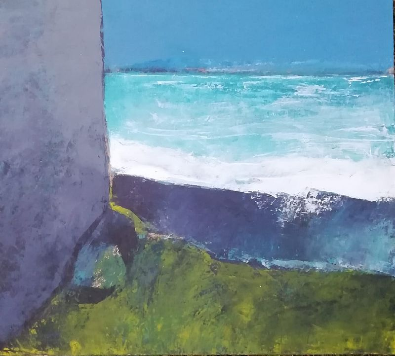 Cormac O'Leary - View from the island I