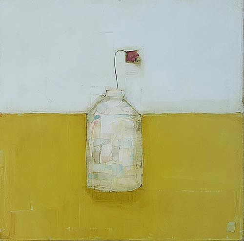 Eithne  Roberts - white on yellow