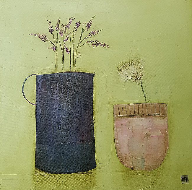 Eithne  Roberts - Wildflowers