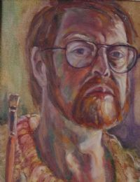 Fred McElwee Bio, Irish Artists, Latest artworks by Fred McElwee