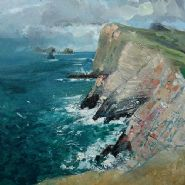 An exhibition of new paintings by Neal Greig & Jock Nichol