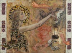 'Celtic Legend' Solo exhibition by Iwona Nartowska O'Reilly