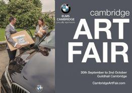Cambridge Art Fair 2016