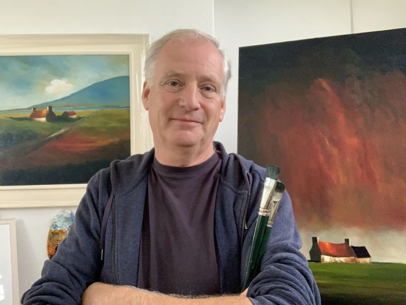 'Night and Day'  An exhibition of new paintings by Padraig McCaul