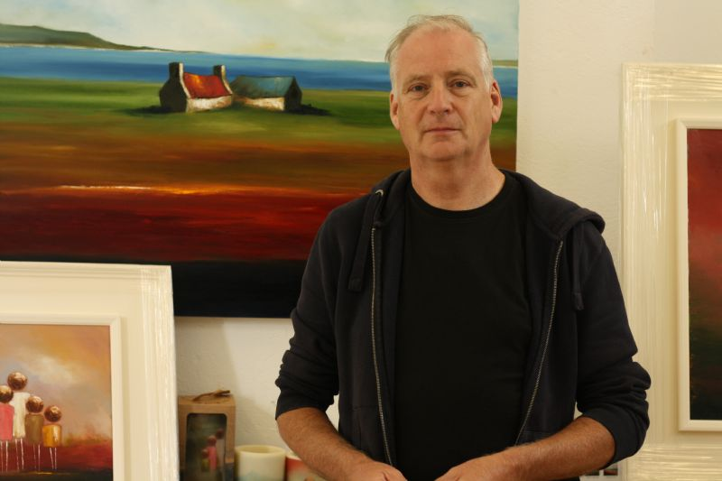 Getting to know Padraig McCaul - Launches @ 3pm on August 31st