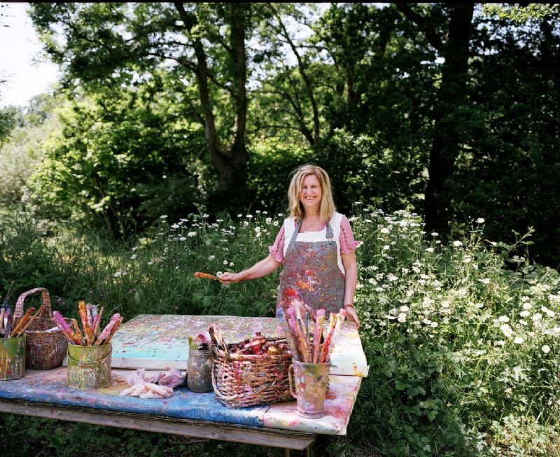 Getting to know Yvonne Coomber